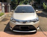 Jual Toyota Vios 2013 A/T, KM rendah, Mulus