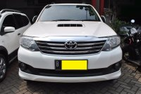 Jual Toyota Fortuner 2.5 G AT Diesel 2013