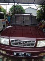Jual Toyota: Kijang LSX Diesel 2.4 M/T 2001