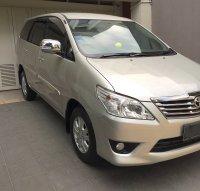 Toyota: Grand New Kijang Innova 2.0 G 2012 Silver Manual Bandung (3.JPG)