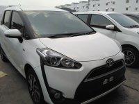 Jual Toyota Starlet: Ready Stock Sienta V M/T Cash/Credit Dp dan Cicilan Minim..Buktikan