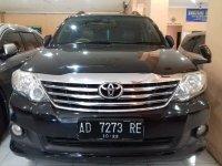 Jual Toyota: Fortuner 2.7 G Tahun 2011