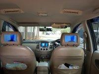 Jual Toyota: Grand Innova Diesel 2012 AT (3 Monitor + kamera belakang)