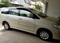 Jual Toyota: Kijang Innova V Luxury 2012 (automatic)