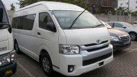 Jual Hiace: Ready Stock Toyota Haice Comuter Putih Cash/Credit Proses Cepat