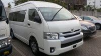 Jual Ready Stock Toyota Hiace Comuter Putih Cash/Credit Proses Cepat