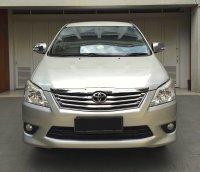 Jual Toyota: Grand New Kijang Innova 2.0 G 2012 Silver Manual Bandung