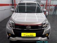 Jual Toyota Rush S Trd Sportivo Ultimo 2016 Manual, silver metalik.