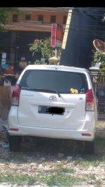 Jual Toyota: Avanza 2012 Jakarta Nego