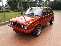Volkswagen: 1978 VW Golf MK1 Km 26rb, Pajak Hidup, Mint Condition (3.jpg)