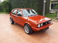 Volkswagen: 1978 VW Golf MK1 Km 26rb, Pajak Hidup, Mint Condition (2.jpg)