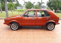 Volkswagen: 1978 VW Golf MK1 Km 26rb, Pajak Hidup, Mint Condition (8.jpg)