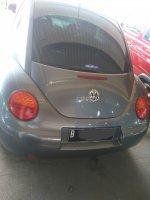 Jual Volkswagen Beetle: VW BETTLE Tahun 2004