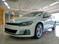 Volkswagen Jakarta Delaer Resmi VW Jakarta  Scircocco (Scirocco Putih.jpg)