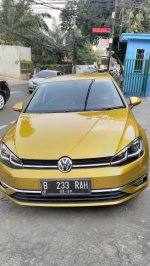 Volkswagen: VW Golf Nik 2017 pembelian Februari 2018
