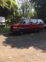 Volkswagen: VW Caravelle GL Th 2000 Bensin (WhatsApp Image 2019-06-27 at 10.00.18(1).jpeg)