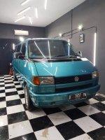 Volkswagen: DIJUAL BU VW CARAVELLE 1992 EX KTT, SANGAT TERAWAT (vw front.jpg)
