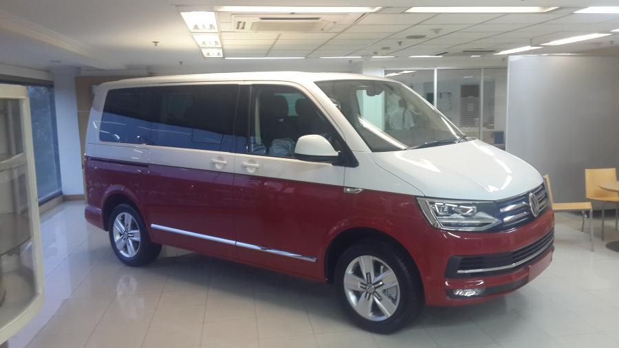 Dp Ringan VW Caravelle Short Indonesia Dealer Resmi ...