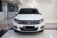 2015 Volkswagen VW Tiguan 1.4 TSI Hi Line ANtik JARANG tdp 98 JT
