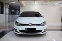 Jual 2014 Volkswagen VW GOLF MK7 1.4 TSI AT Terawat Pribadi TDP73JT