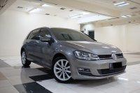 Jual 2014 Volkswagen VW GOLF MK7 1.4 TSI AT Terawat Pribadi TDP75JT
