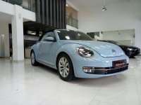 Jual Volkswagen Beetle 1.4 at Cabrio 2015
