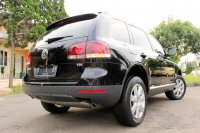 Jual Volkswagen: VW Touareg 4x4 AWD Matic 2009 Black on Beige