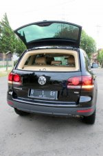 Volkswagen: VW Touareg 4x4 AWD Matic 2009 Black on Beige (5.JPG)
