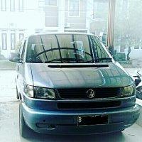 Jual Volkswagen: VW Caravelle GL A/T bensin,  mulus skli