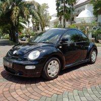Volkswagen: Vw Beetle km 10rebu Antik Langka Jarang Ada Istw Puoll 2.0AT 2001 (1.JPG)