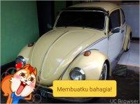 Volkswagen Beetle: vw kodok 1200 tahun 1974 full variasi (TMPDOODLE1499104184151.jpg)