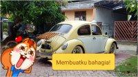 Volkswagen Beetle: vw kodok 1200 tahun 1974 full variasi (TMPDOODLE1499104199143.jpg)