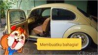 Volkswagen Beetle: vw kodok 1200 tahun 1974 full variasi (TMPDOODLE1499104210814.jpg)