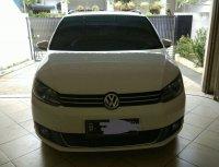 Jual Volkswagen Touran TSI: VW Touran 2015 Putih, Atas Nama Sendiri, Pemakaian Pribadi