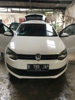 Jual Volkswagen: vw polo A/T PUTIH 2013 PEMAKAIAN 2014 MOBIL BERSIH TERAWAT