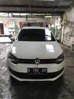 Jual Volkswagen: Mobil VW Polo 1.4 A/t 2013 pemakaian 2014 putih mulus rapih murah