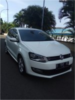 Jual Volkswagen: Vw polo 1.4 matic 2013 warna putih