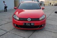 2012 Volkswagen VW GOLF MK6 1.4 TSI Matic hanya TDP 23 Jt