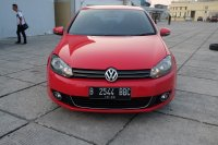 2012 Volkswagen VW GOLF MK6 1.4 TSI Matic hanya TDP 35 Jt