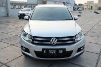 Jual 2014 Volkswagen VW Tiguan 1.4 TSI Hi Line ANtik JARANG tdp 38jt
