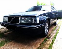 Jual VOLVO 960 Turbo Intercooler 2.3 AT th 2000 original mulus terawat