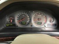 Volvo S80 2.4 T Pemakaian 2008 Silver Istimewa (odometer.jpeg)