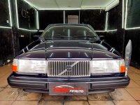Jual Volvo ANtik 960 GL AT 1996 Biru Tua Metalik